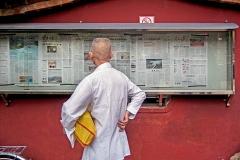 Herbert Rulf: Chinareise 2014