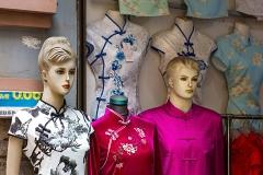 Herbert Rulf: Schaufensterpuppen in China
