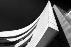 Franjo Hartmann Fassadenverkleidung im Medienhafen