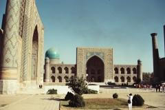 Volker Düsterloh: Usbekistan