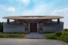 Heiner Ott Raketenstation Hombroich